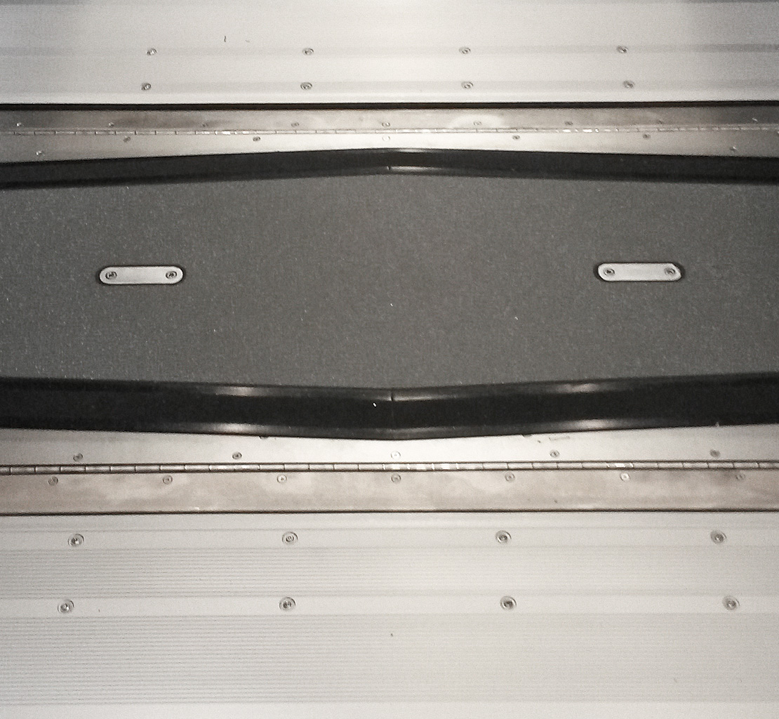 Fußbodensysteme Schienenfahrzeugbau