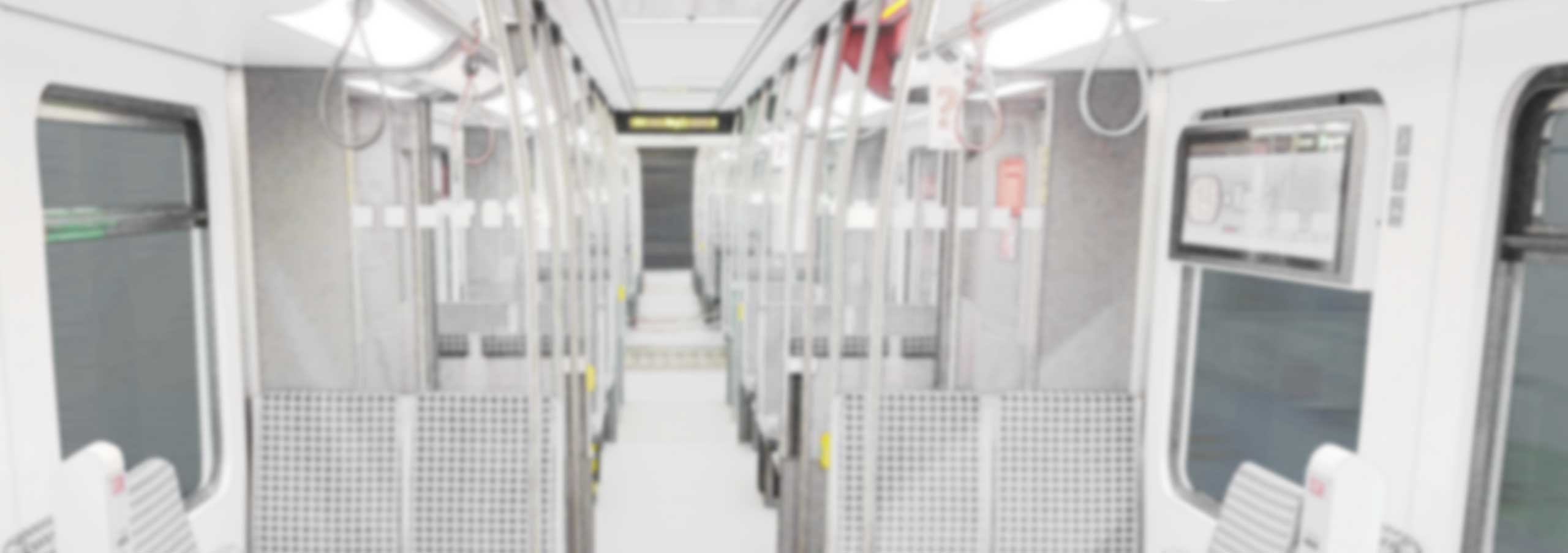 Produktgruppen Schienenfahrzeugbau